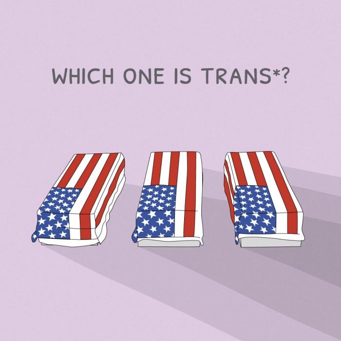 Trans* Ban: Not a Burden