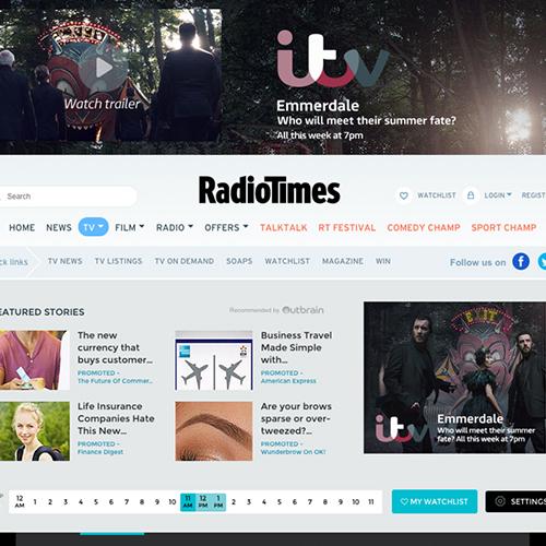 ITV: Emmerdale